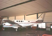 Kingair C90a in Lugano